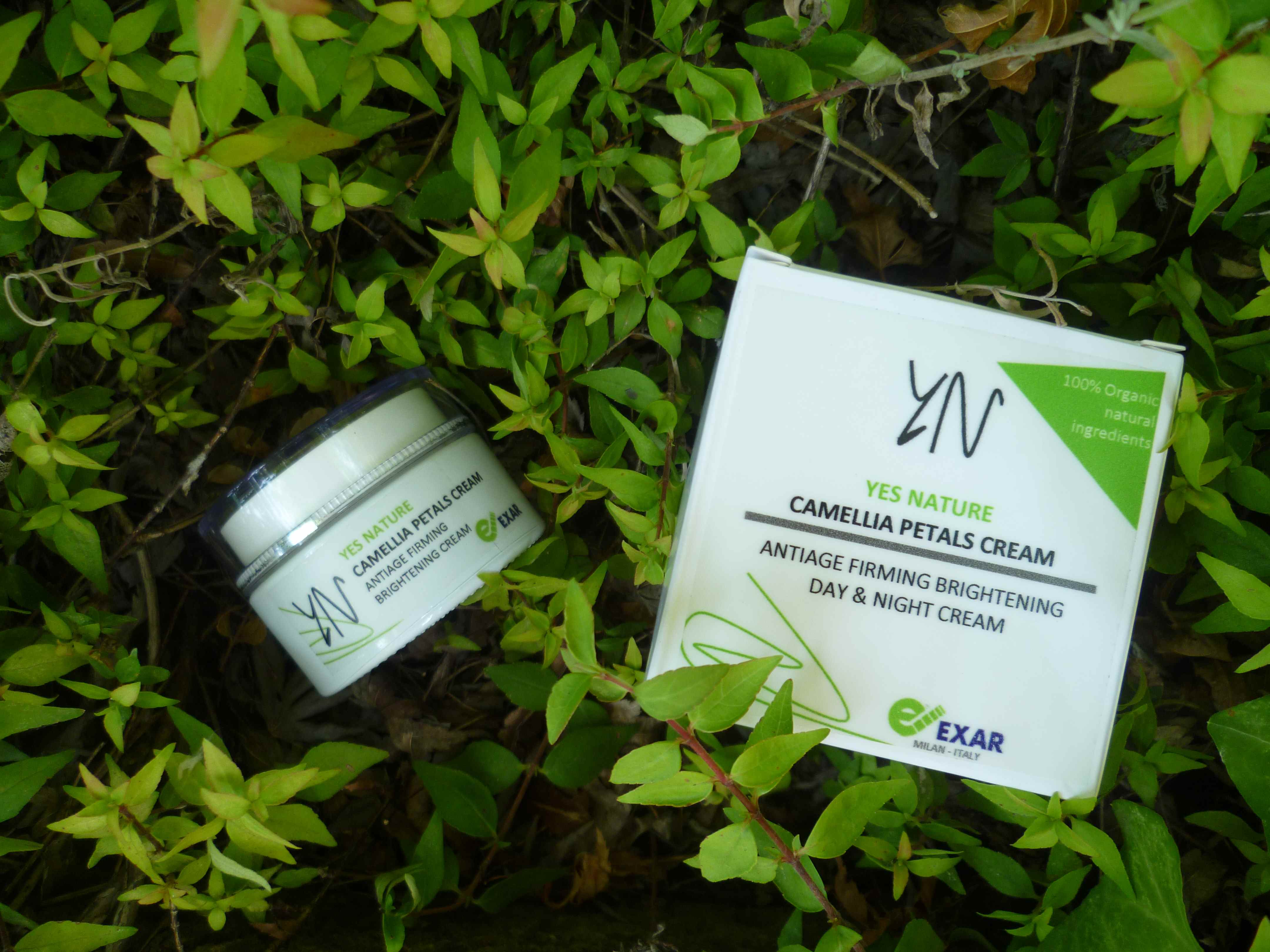 YesNature Natural Face Cream