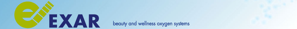 Oxygen for beauty and wellness